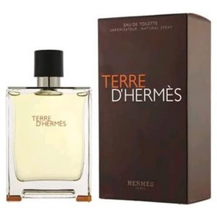 harga Parfum original h ermes terre dhermes edt for men wangi segar Tokopedia.com