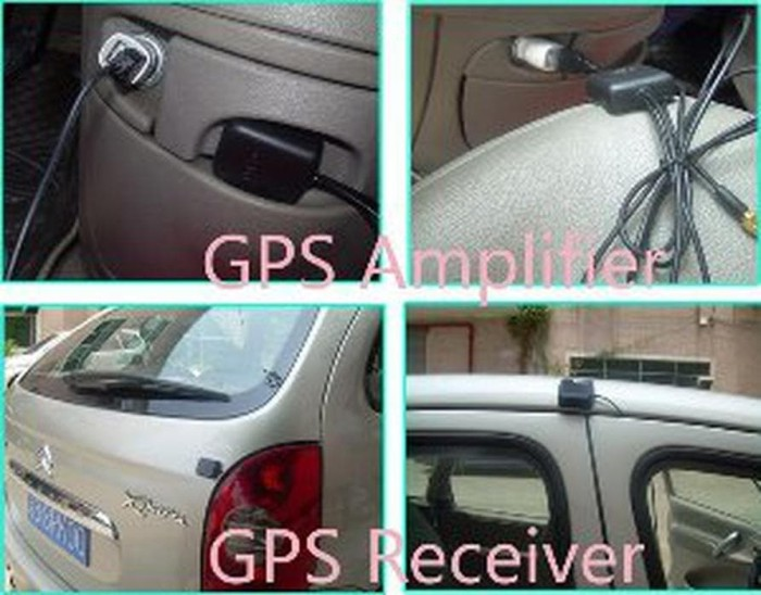 EXTREME SALE Penguat Sinyal GPS External Antenna Repeater Booster A