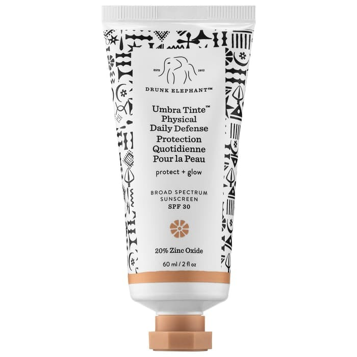Drunk Elephant Umbra Tinte Physical Daily Defense Broad Spectrum 60ml