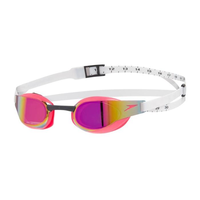 Speedo Fastskin Elite Mirror Goggle - Kacamata Renang Racing