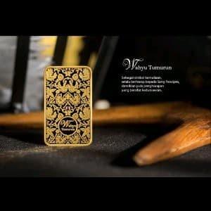 Jual Ready Emas Batangan Lm Antam 10 Gram Seri Batik Berkualitas