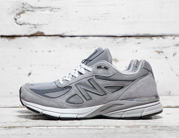 online store efb5d ca647 Jual Sepatu Sneakers New Balance 990 Made in USA grey M990GL4 - DKI Jakarta  - brand shop77 | Tokopedia