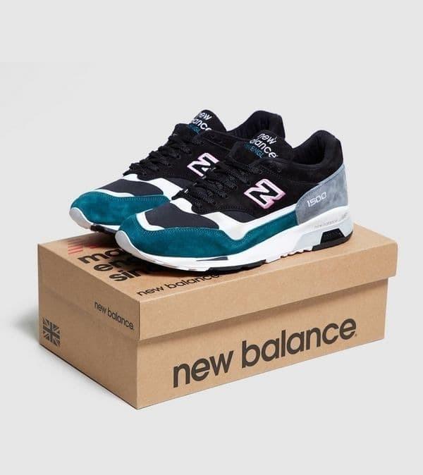 Jual Sepatu Sneakers New Balance 1500 Made in UK-Black Green White Grey - Kebon Jeruk - brand shop77 | Tokopedia