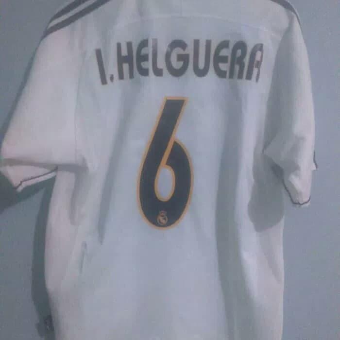 low priced 2342c 032cf Jual jersey retro classic I. Helguera real madrid 2003 - Kab. Kebumen -  kagura_shop   Tokopedia