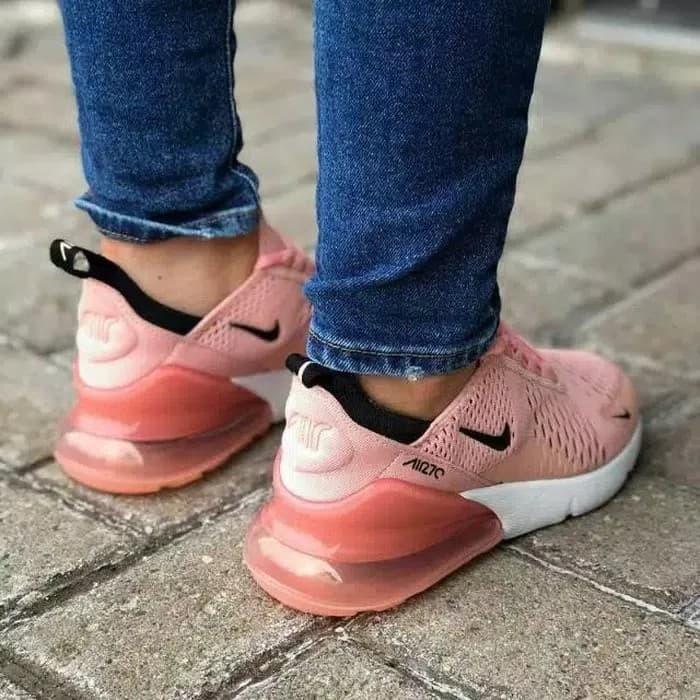 Jual PROMO SEPATU NIKE AIR MAX 270 Women Pink Whiete DKI Jakarta Alesha Colections | Tokopedia