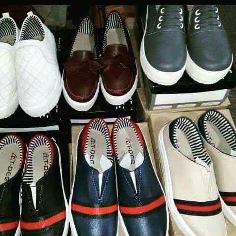 93+ Aneka Contoh Model Sepatu Wanita Garut Paling Bagus