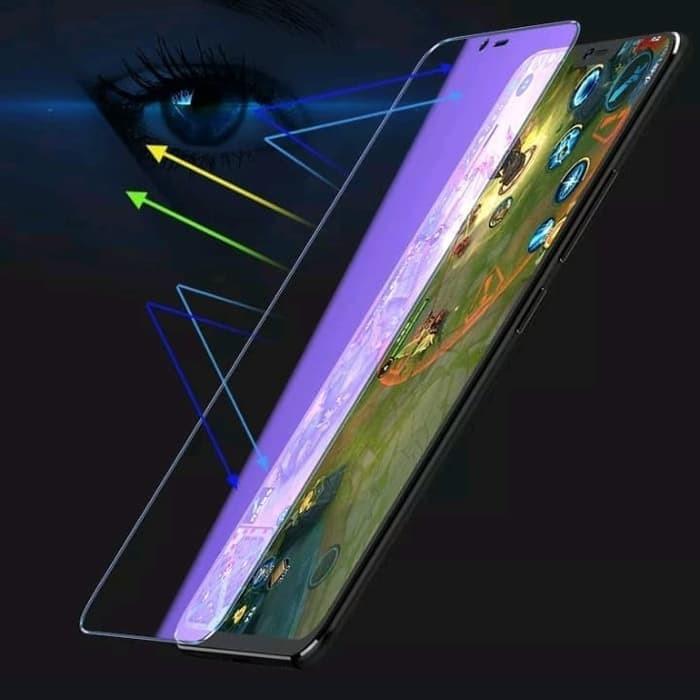 harga Samsung a8 plus 2018 tempered glass anti gores anti blue light screen Tokopedia.com