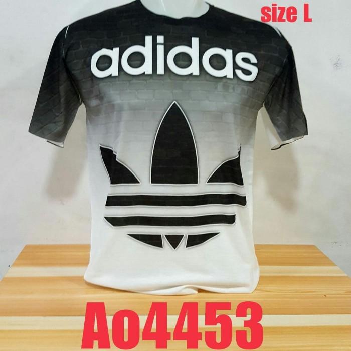 harga Ao4453 kaos thai adidas fullprint 3d kaos distro murah baju import Tokopedia.com