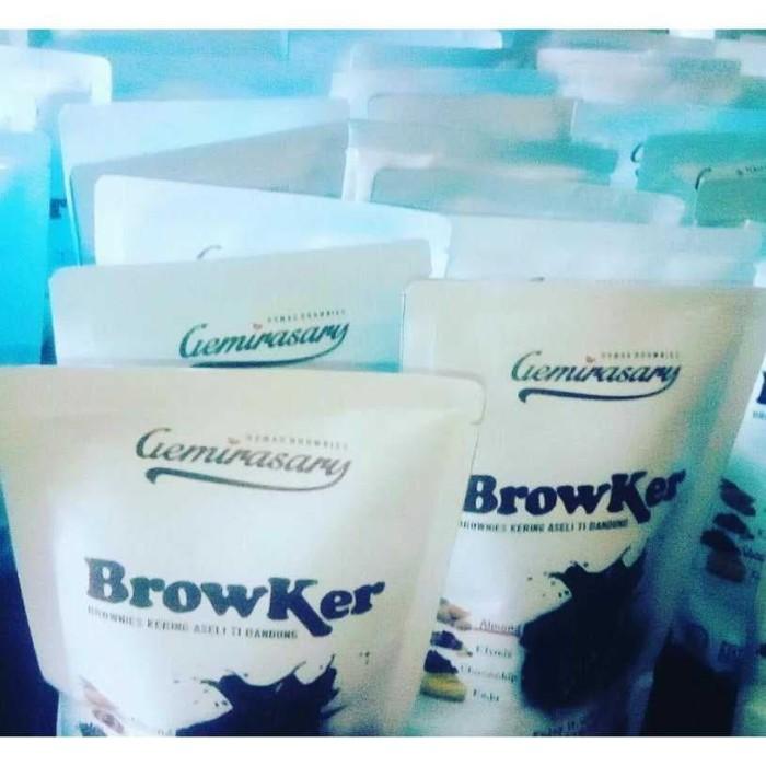 Promo Browker Brownies Kering Asli Bandung Murah