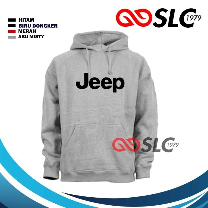 1a56c0970a Jual HOODIE SWEATER JAKET JEEP CUSTOM S63 - SLC - DKI Jakarta ...