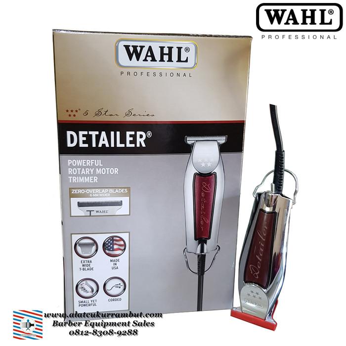 Alat Cukur Penipis Rambut Wahl Detailer Hair Trimmer 220 v Harga Murah 07c5b281c3