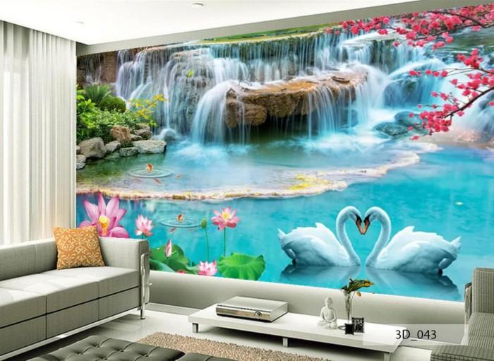 7000 Wallpaper Alam Segar