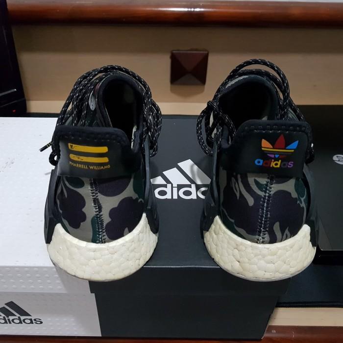 dec106eee2c81 Jual Adidas NMD Pharrell Williams Human Race X BAPE WGM (OG RARE ...