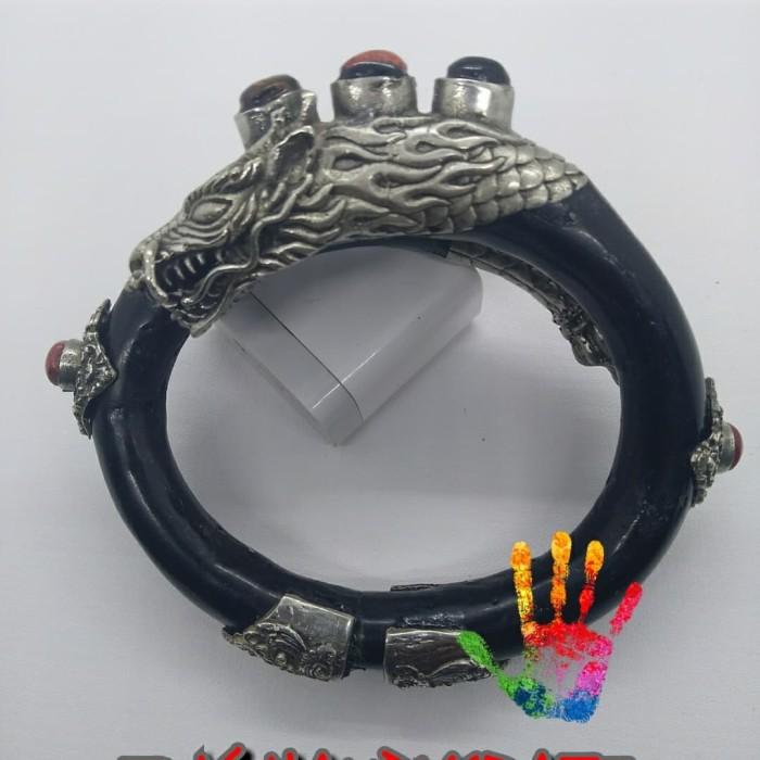 Foto Produk Gelang AKAR BAHAR HITAM NAGA ALPHAKA dari jayaacraft