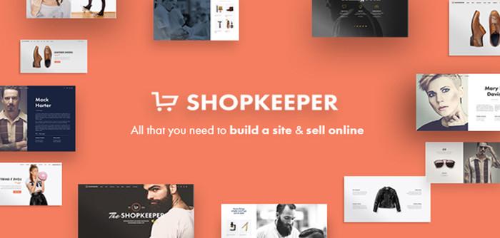 harga Theme wordpress shopkeeper v2.6.14 - ecommerce wpfor w00c0mmerc3 Tokopedia.com