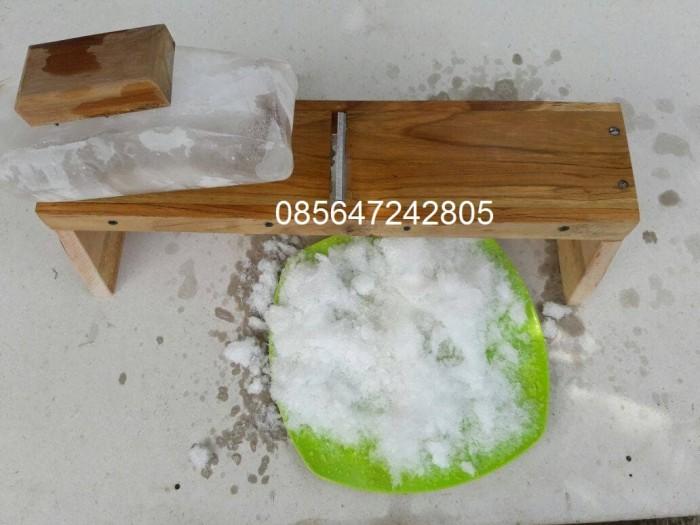 harga Serut es dari kayu jati Tokopedia.com