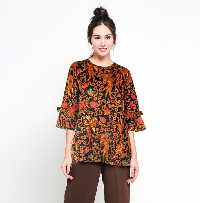 harga Sale!! blus batik hapsari 1 - harga normal 45.000 Tokopedia.com