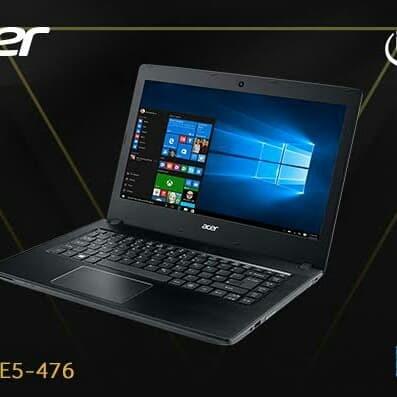 Jual Laptop Acer E5 476 Intel Core I3 Ram 4gb Hdd 500gb Win10 Jakarta Barat Ar Electronik Tokopedia