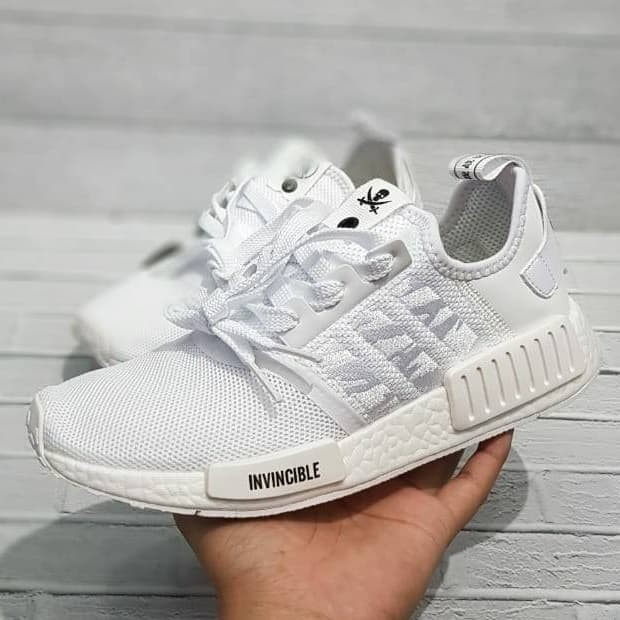 outlet store 2c7e4 d7e5d Jual Invincible x Neighborhood x Adidas Nmd R1 - Kota Tangerang - frees  olshop | Tokopedia