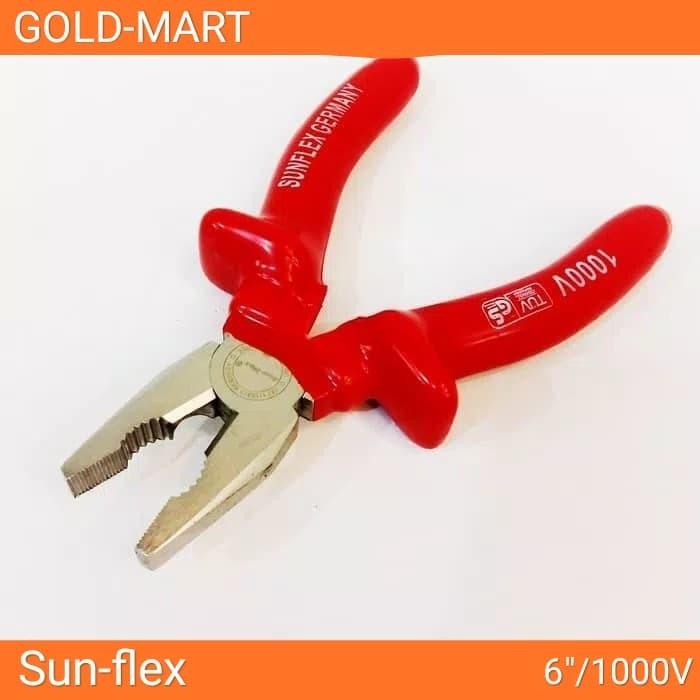 """Sun-flex Tang kombinasi 6"""""""