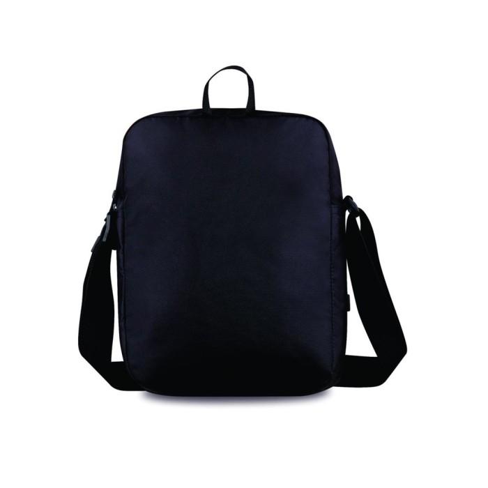 Eiger Shoulder Bag Basic Black - Wikie Cloud Design Ideas 6ae2d65bfbde3