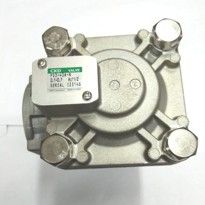 Solenoid Valve CKD Type PD3-40A-N