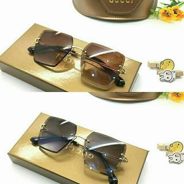 Kaca mata Fashion Wanita KacaMata Eyeglasses Eye glasses Murah Korea b133a64e4e