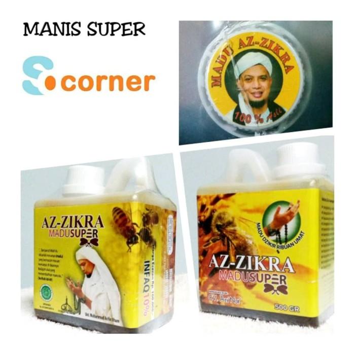 MADU ASLI MANIS AZZIKRA / MADU SUPER AZ-ZIKRA SUPER MANIS ASLI