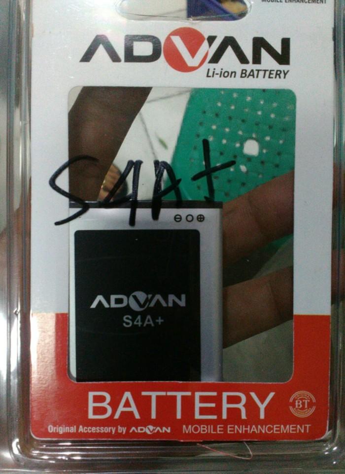 BATERAI BATTERY BATRE ORI 99% ADVAN S4A+ PLUS