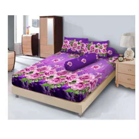 Sprei Single Kintakun 120x200 CARMELINA