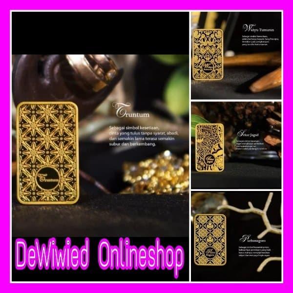 Jual Emas Batangan Lm Antam 10 Gram Seri Batik Agung Jewellery