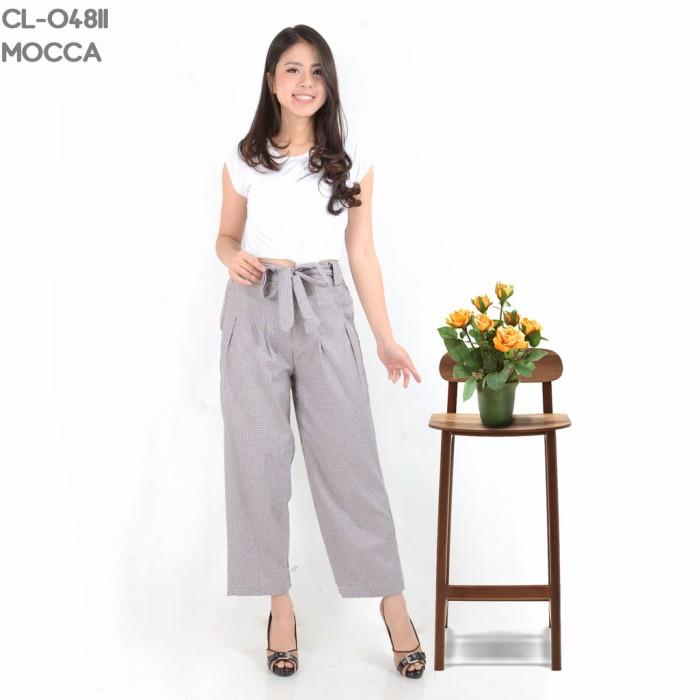 Celana Kulot Kerja Kotak CL-04811