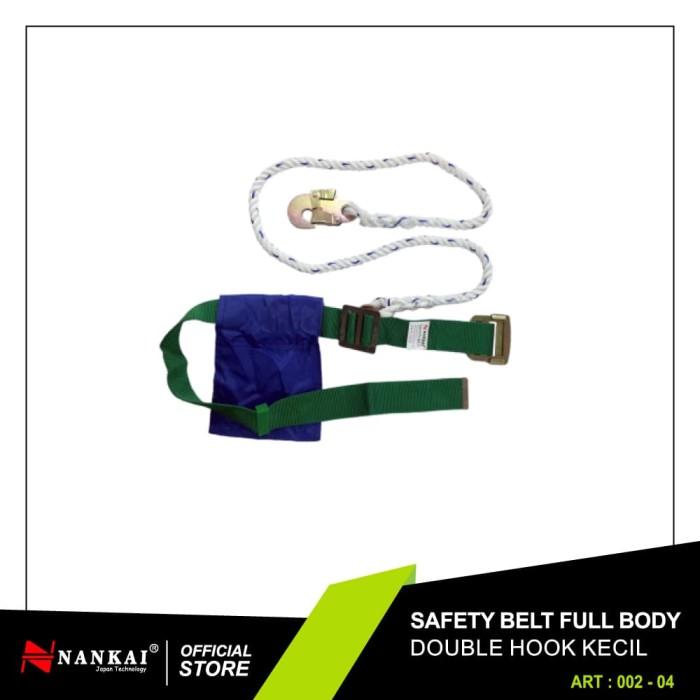 Foto Produk Safety Harness / Sabuk Pengaman Pinggang Hook kecil Nankai dari Nankai Tools