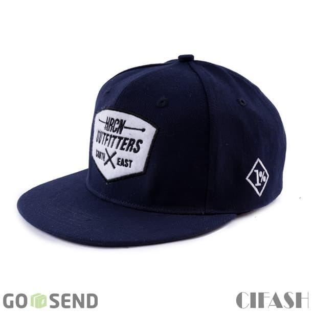 Topi distro h 8030 (snapback topi cowok topi pria topi bandung) a516c47208