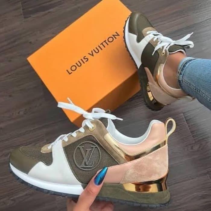 Jual sepatu wanita louis vuitton mirror 1.1 - NIK STORE75  9ea90110e2