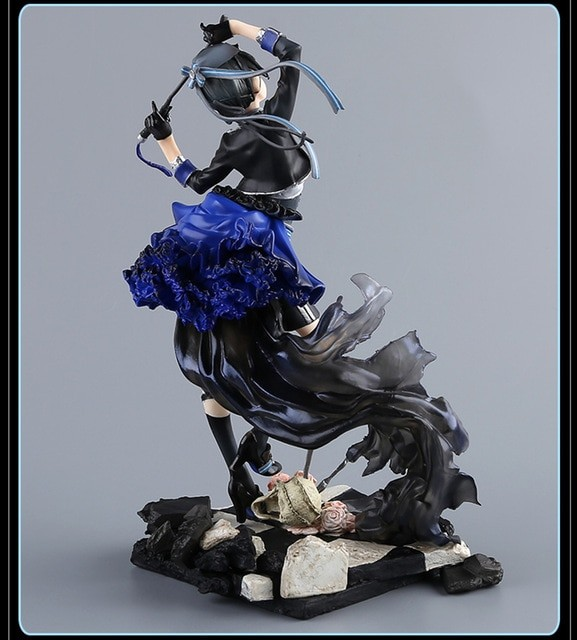 Anime Black Butler Book of Murder Ciel Phantomhive Figure Figurine New NB 22cm