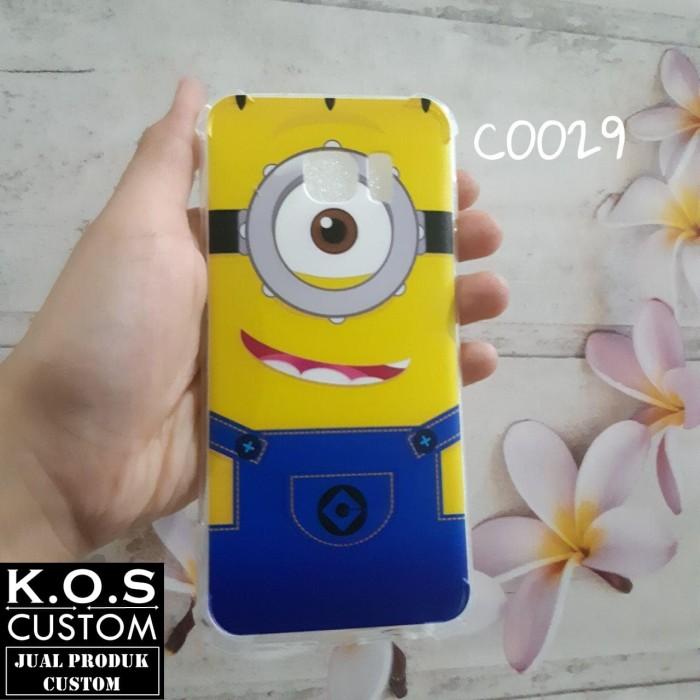 Jual Custom Case Kartun Anime Minions Softcase Premium Jakarta Barat Bourbon Mobile Tokopedia