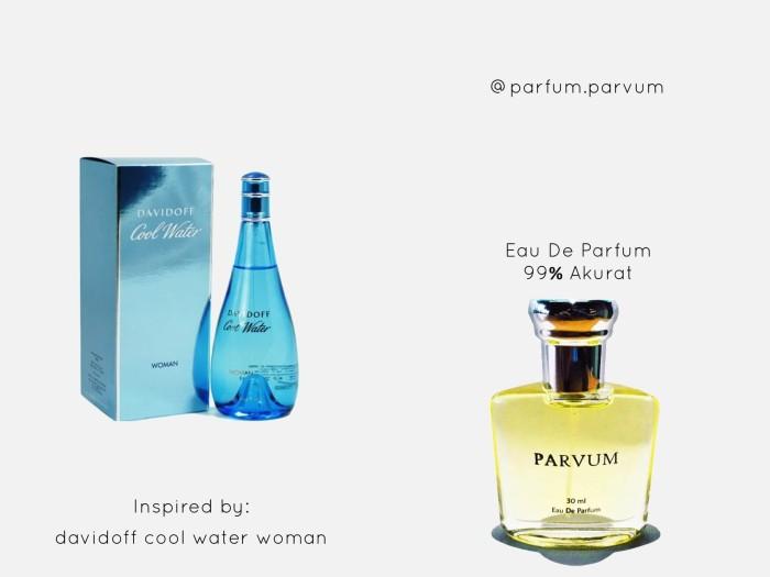 Jual Parfum Inspired By Davidoff Cool Water Women Kota Bandung