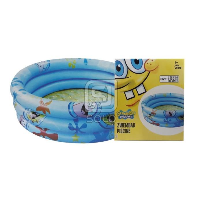 harga Kolam renang anak bayi baby pool karakter spongebob size 90 x 40 cm Tokopedia.