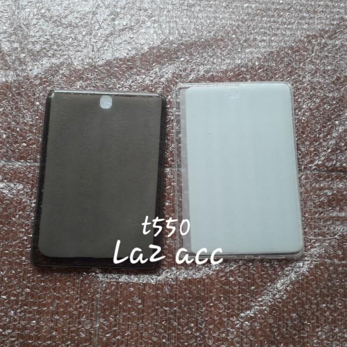 Foto Produk case samsung galaxy tab A 9.7 inch T550 softcase casing silikon dari sinar timur acc