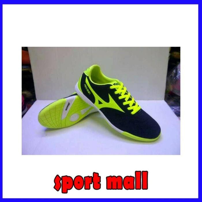 Sepatu Mizuno Hitam List Hijau Stabilo - murah Produk Terkeren Di ... 9feba34373