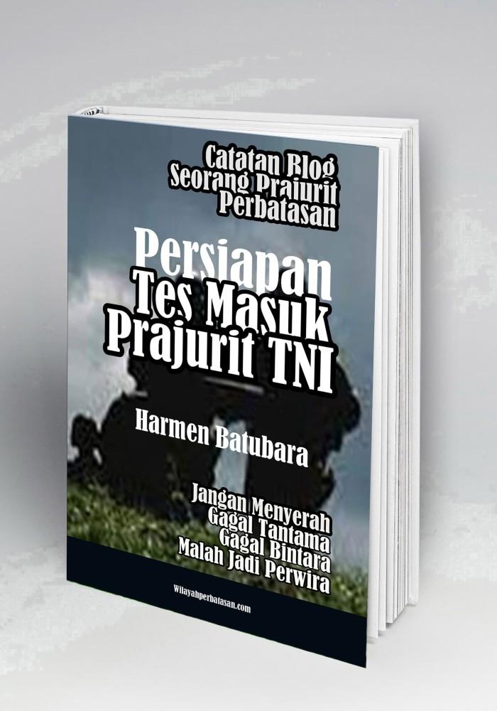 Foto Produk Persiapan Tes Masuk Prajurit TNI dari Buku Perbatasan