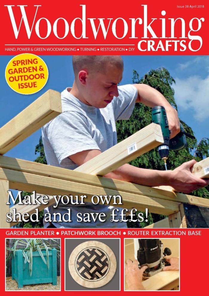 Jual Woodworking Crafts April 2018 Seni Kerajinan Kayu Ebook
