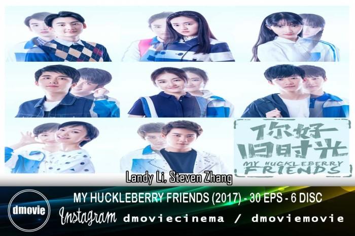 harga My huckleberry friends (2017) - dvd drama taiwan Tokopedia.com