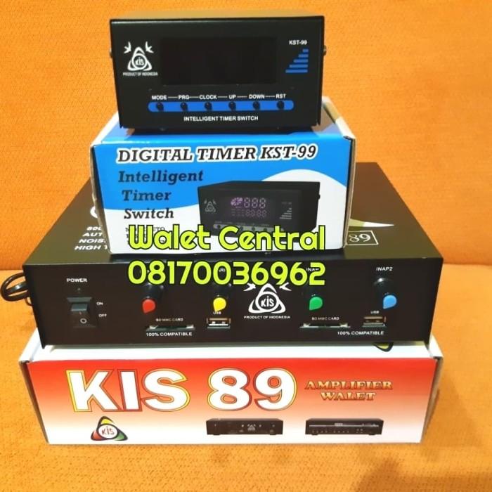 Jual Paket Player Audio Walet KIS 89 + Timer KST-99 Lebih Hemat & Praktis -  Kota Tangerang - Walet Central | Tokopedia