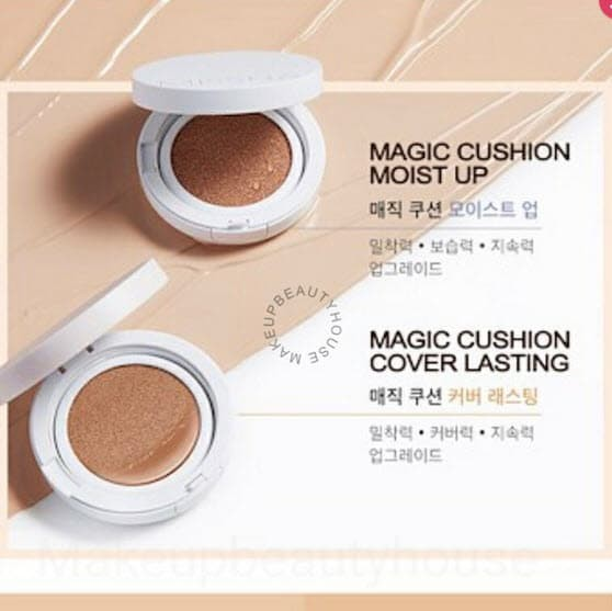 Jual Missha Magic Cushion Spf 50 Pa Cover Lasting No 21 Kota Surabaya Hyr Shop Tokopedia