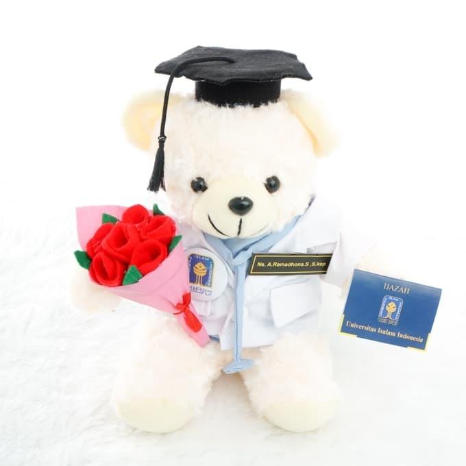 Boneka Profesi Dokter - Blanja.com