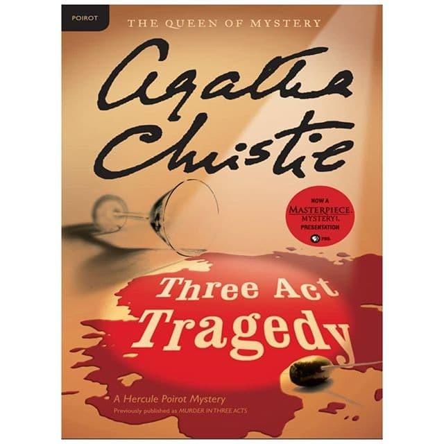 Agatha Christie Three Act Tragedy Pdf
