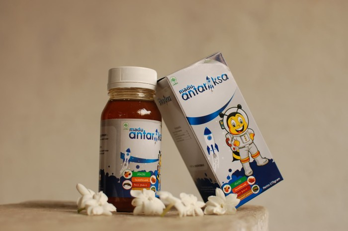Foto Produk Herbal anak penambah nafsu makan Madu Antariksa dari kawansehat