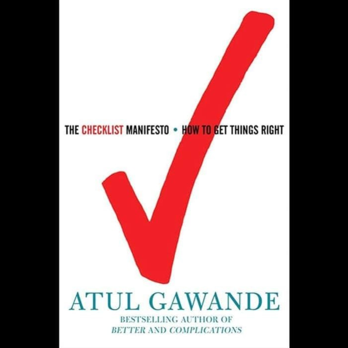 [Audiobook] The Checklist Manifesto: How to Get Things..| Atul Gawande